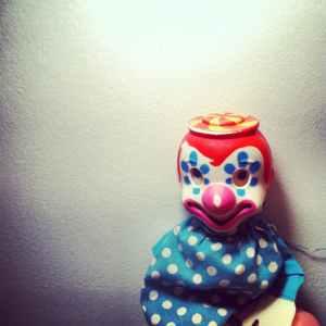 clown fear horror