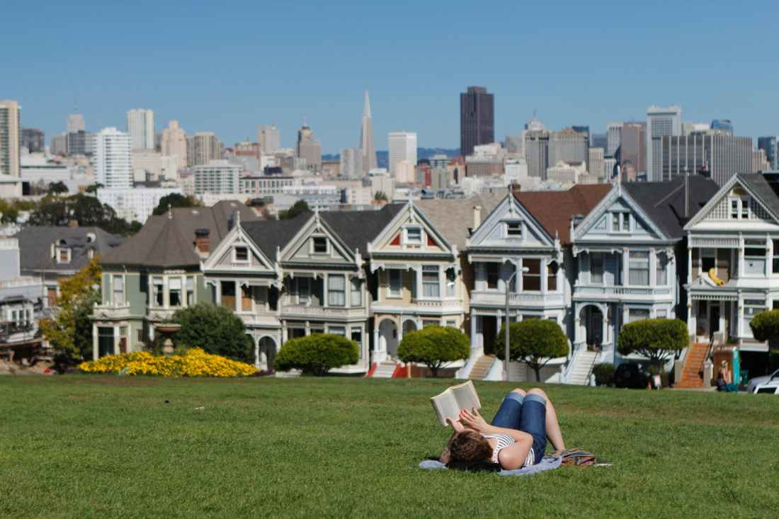 park san francisco reading