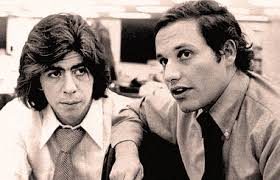 A Few Words From Woodward And Bernstein - 1976 - Past Daily
